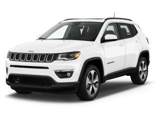 2021 Jeep Compass Photos