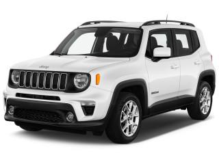 2021 Jeep Renegade Photos