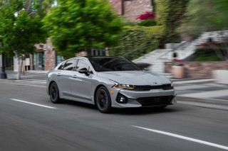 2021 Kia K5 sedan starts at $24,455, up $100 from outgoing Optima