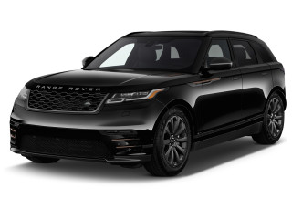 2021 Land Rover Range Rover Velar P250 R-Dynamic S Angular Front Exterior View