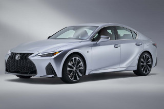 2021 Lexus IS350 F Sport