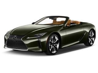 2021 Lexus LC Photos