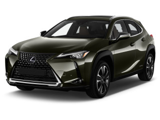 2021 Lexus UX UX 250h AWD Angular Front Exterior View