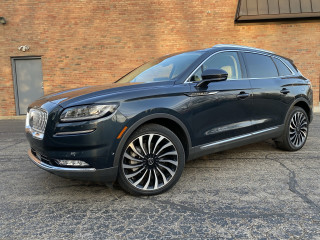 2021 Lincoln Nautilus Black Label