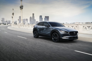 2021 Mazda CX-30 small SUV adds turbo engine from the Mazda 3