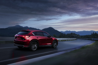 2021 Mazda CX-5: Small price bump adds larger screen, turbocharged Carbon Edition