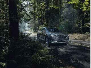 2021 Mazda CX-9 Carbon Edition