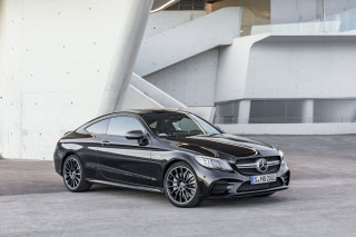 Mercedes-Benz C-Class: Best Coupe To Buy 2021