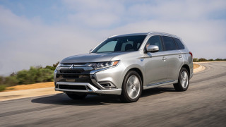 2021 Mitsubishi Outlander plug-in hybrid gets more power, same $37,490 price