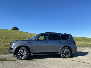 Review update: 2021 Nissan Armada honors the strong, silent type of SUVs