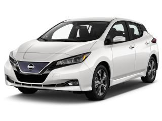 2021 Nissan Leaf Photos