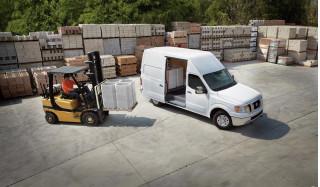 2021 Nissan NV Cargo van