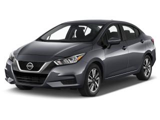 2021 Nissan Versa Photos