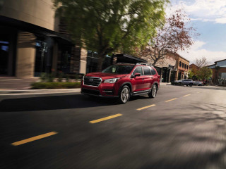 2021 Subaru Ascent crossover adds more standard safety tech, costs $33,345