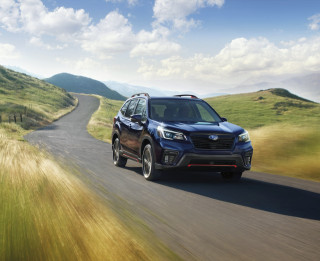 2021 Subaru Forester SUV adds safety gear, costs $25,845 to start