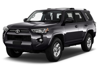 2021 Toyota 4Runner Photos