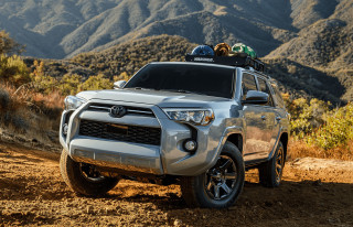 2021 Toyota 4Runner SUV starts at $37,515, gets new lights