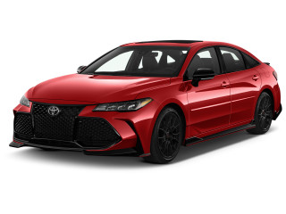 2021 Toyota Avalon TRD FWD (Natl) Angular Front Exterior View