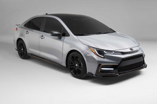 2021 Toyota Corolla Photos