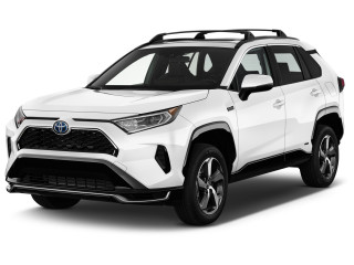2021 Toyota RAV4 Photos