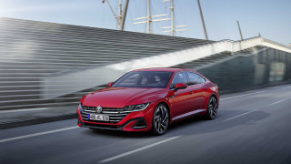 Updated 2021 VW Arteon shows off a new face for the flagship car