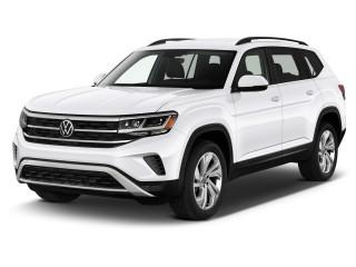 2021 Volkswagen Atlas 2.0T S FWD *Ltd Avail* Angular Front Exterior View