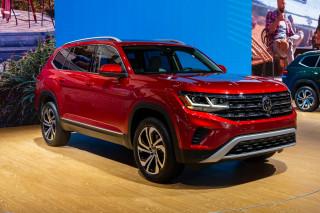 2021 Volkswagen Atlas, 2020 Chicago Auto Show