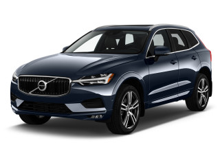 2021 Volvo XC60 T5 AWD Momentum Angular Front Exterior View