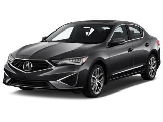 2022 Acura ILX Sedan w/Premium Package Angular Front Exterior View