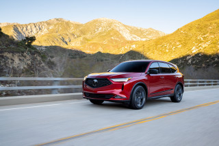 2022 Acura MDX earns highest safety honors