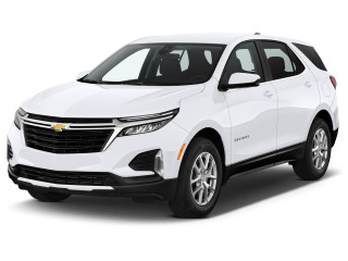 2022 Chevrolet Equinox Photos