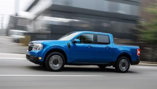 2022 Ford Maverick Lariat Hybrid
