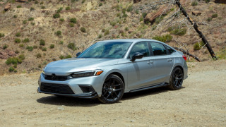 2022 Honda Civic sedan and hatch earn Top Safety Pick+ honors