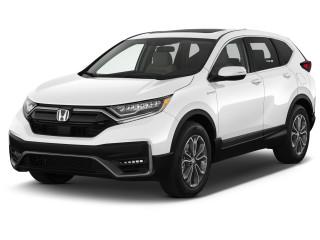 2022 Honda CR-V EX AWD Angular Front Exterior View