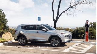 2022 Hyundai Santa Fe upgraded to Top Safety Pick+ status