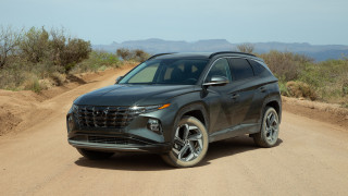 First drive: 2022 Hyundai Tucson adds electricity to its looks and powertrain