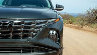 2022 Hyundai Tucson earns Top Safety Pick+ rating