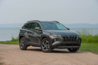 Review update: 2022 Hyundai Tucson Limited Hybrid grabs attention despite underachieving fuel economy