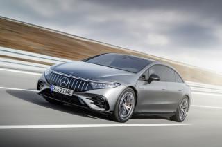 2022 Mercedes-Benz EQS