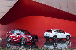 2022 Mitsubishi Eclipse Cross sports a new look, higher price of $24,590