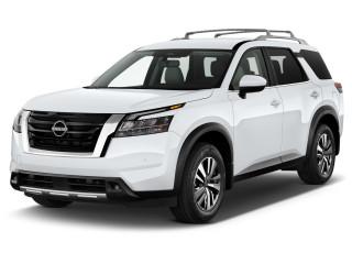 2022 Nissan Pathfinder Photos