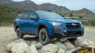 2022 Subaru Outback Wilderness costs $38,120 on any terrain