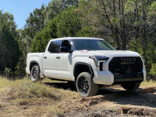 First drive: 2022 Toyota Tundra tackles a Texas-sized problem of old age with a good new truck