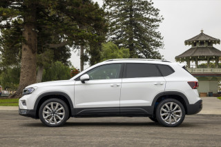 First drive: 2022 Volkswagen Taos small SUV shows big promise