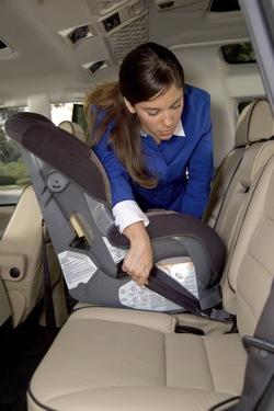 AAA - car seats