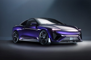 Gumpert returns with new Chinese partner, RG Nathalie fuel cell sports car