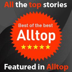 Alltop badge