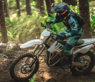 Alta Redshift electric motorcycle
