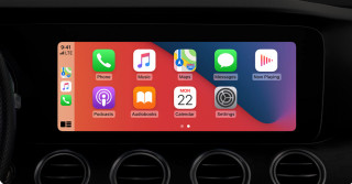 Apple CarPlay iOS 14