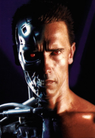 Arnold, the Terminator